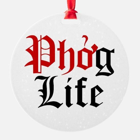 Phog Life Ornament