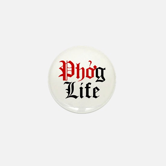 Phog Life Mini Button