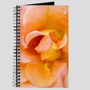 Orange Rosa Rose Journal