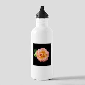 Orange Rosa Rose Water Bottle