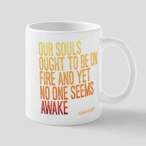 Susan B Anthony Quote Mugs