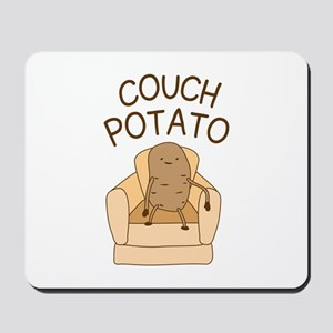 Couch Potato Mousepad