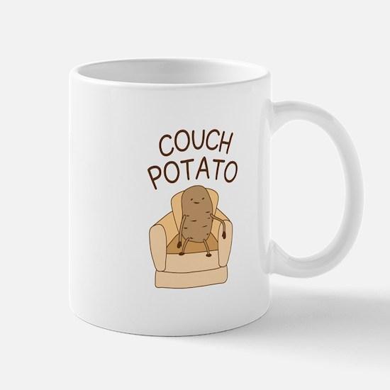 Couch Potato Mugs
