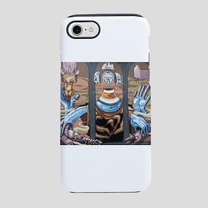 Three Headed Deity iPhone 8/7 Tough Case