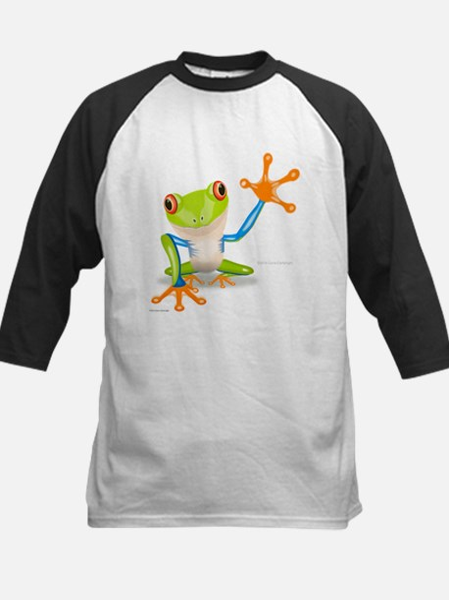 Fred Frog Baseball Jersey