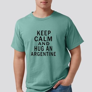 Keep Calm And ARGENTINE or Designs T-Shirt