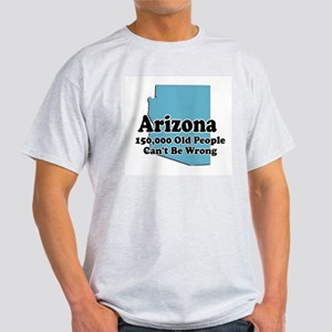 Arizona Retirement Light T-Shirt