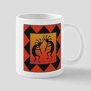 Southwest Design Kokopelli Mugs