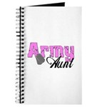 Army Aunt Journal