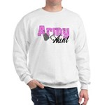 Army Aunt Sweatshirt