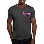 Army Aunt Dark T-Shirt