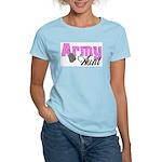 Army Aunt Women's Light T-Shirt