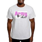 Army Aunt Light T-Shirt