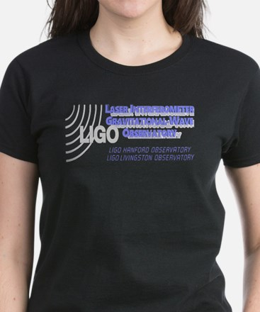 LIGO! Women's Dark T-Shirt