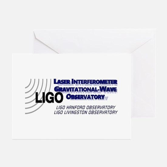 LIGO! Greeting Cards (Pk of 10)