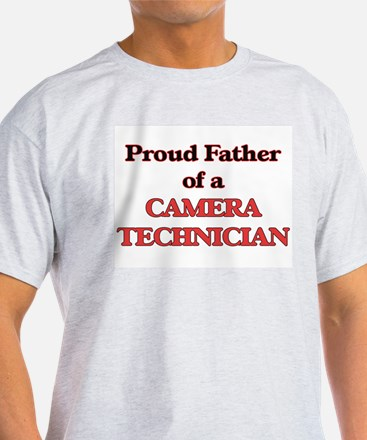 Proud Father of a Camera Technician T-Shirt
