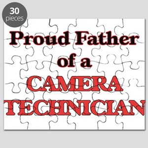Proud Father of a Camera Technician Puzzle