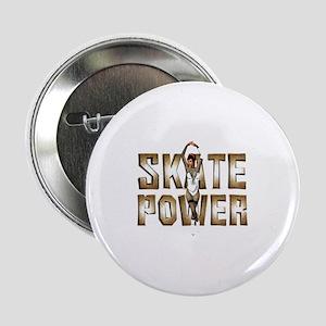 "Skate Power 2.25"" Button"