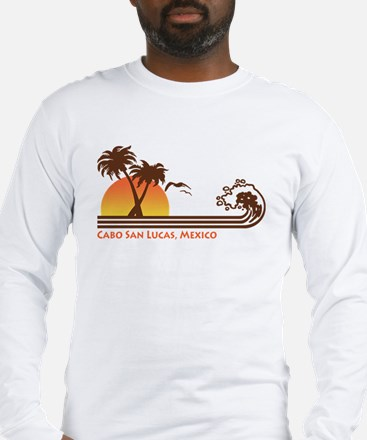 Cabo San Lucas Mexico Long Sleeve T-Shirt