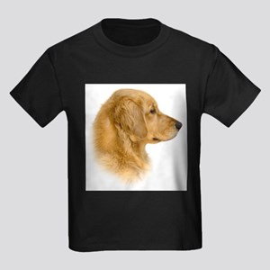 Golden Retriever Portrait Ash Grey T-Shirt