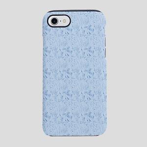 Blue Texture iPhone 8/7 Tough Case