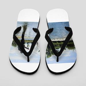 Fishing Flip Flops