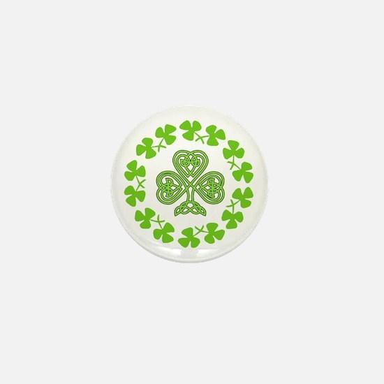 Funny Irish blessing Mini Button