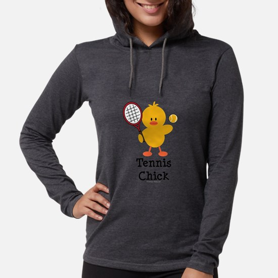 Tennis Chick Long Sleeve T-Shirt