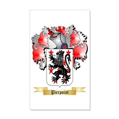 Pierpoint Wall Decal