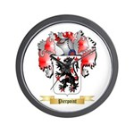 Pierpoint Wall Clock