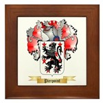 Pierpoint Framed Tile