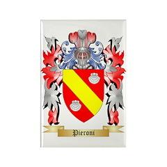 Pieroni Rectangle Magnet (100 pack)