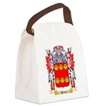 Piero Canvas Lunch Bag