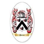 Pierce Sticker (Oval 50 pk)
