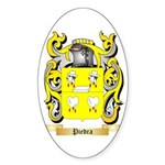 Piedra Sticker (Oval 10 pk)