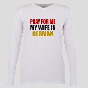 Pray Wife German T-Shirt