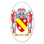 Pie Sticker (Oval)