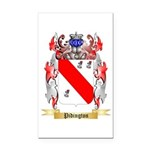 Pidington Rectangle Car Magnet
