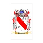 Pidington Sticker (Rectangle 10 pk)