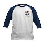 Picot Kids Baseball Jersey