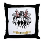 Picot Throw Pillow