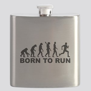 Evolution Born to run Flask