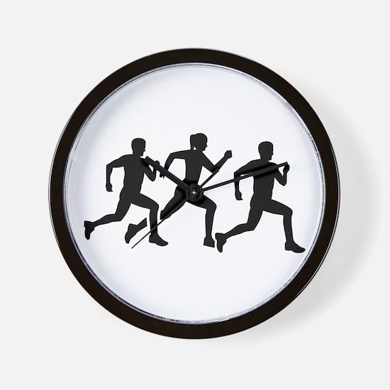 Running group Wall Clock