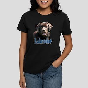 Lab(choco)Name Women's Dark T-Shirt