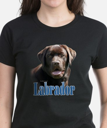 Lab(choco)Name Women's Dark T-Shirt