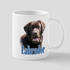 Lab(choco)Name Mug