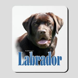 Lab(choco)Name Mousepad