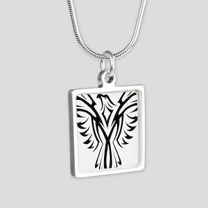 Tribal Phoenix Tattoo Bird Necklaces