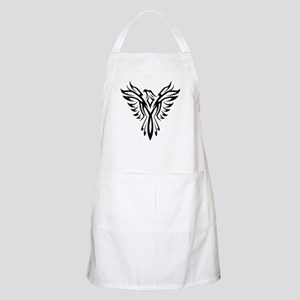 Tribal Phoenix Tattoo Bird Apron