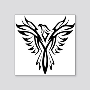 Tribal Phoenix Tattoo Bird Sticker